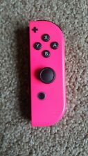 💥Genuine Nintendo Switch Joy Con Right (Plus) Official Neon PINK EXCELLENT! .💥
