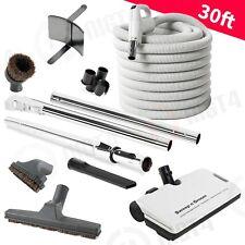 Electrolux NEW Central Vacuum COMPLETE Set Vac 30' Hose Powerhead Nozzle