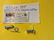 Harley 42269-70T Clevis Pin Kit Brake Rod Eagle Iron Electra Glide, Softail,