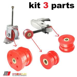 Fiat Coupe Turbo R5 220PS engine mount bush kit 46471258, 5895609, 46464666