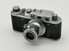 Russishe (URSS) buscador cámara Zorki - 1 con Industar - 22 1:3,5/50
