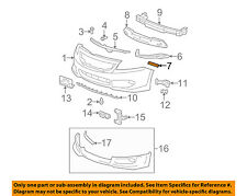HONDA OEM 08-12 Accord Front Bumper-Spacer Support Bracket Right 71193TE0A00