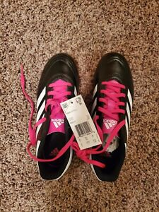 Brand New Girls Adidas Soccer Shoes