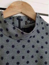 TOP SHOP elegant dotti dress. Size S - ( AU size 8 - 10 ). NWOT. RRP: $ 119