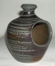 Vintage Guy Sydenham Quay Studio Pottery - Attractive Stunning Quality Salt Pig.
