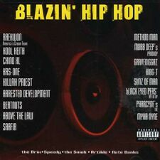 Various Artists - Blazin Hip Hop [New CD]
