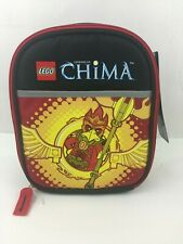 New listing Carry Gear Lego Legend of Chima Vertical Insulated Lunch Box New w/ Tags