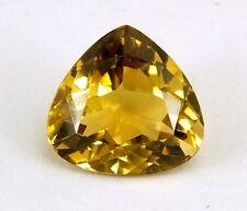 TOP CITRINE : 26,54 Ct Natürlicher Gold Gelb Citrin aus Brasilien