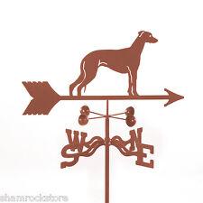 Dog - Greyhound Weathervane - Weather Vane - Complete w/ Choice of Mount