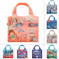 Foldable Fashion Reusable Shopping Bag Handbag Grocery Tote Shoulder Bag Pouch
