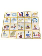 Behavior Chore Chart Star Reward Responsibility Homeschool Parent Helper Plastic
