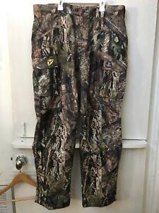 ScentBlocker Robinson Outdoor Pants Mossy Oak Trinity Technology Size XL NWT