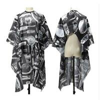 Hair Cutting Cut Hairdressing Barbers Cape Gown Adult Cloth Apron Salon Adult.