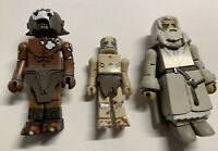 Lord Of The Rings Minimates - Gandalf, Orc, Smeagol