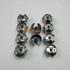 10 PCS BOBBIN CASES for Janome 1600P 1600P-DB 1600P-DBX, DB-701