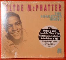 CLYDE McPHATTER - THE FORGOTTEN ANGEL 2 CD Sealed