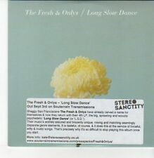(DN406) The Fresh & Onlys, Long Slow Dance - 2012 DJ CD