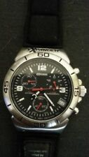 Men's *RARE/HTF* SECTOR EXPANDER 308 (BLK/Silver) Watch: EXCELLENT W/BATTERY!