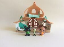 Bing Bunny Sula House Playset With Accessories And Figures Sula Bing Padget