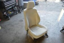 2010 TOYOTA PRIUS LEFT DRIVER FRONT SEAT CHAIR GRAY CLOTH