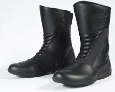 TOURMASTER Solution 2.0 Waterproof Touring Motorcycle Boots (Black) US 11