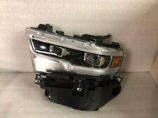 2019 Dodge Ram Driver Left LED Headlight 68316085AG OE