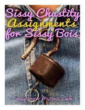 Sissy Boy Feminization Training: Sissy Chastity Assignments for Sissy Bois by...