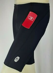 Sugoi Evolution Black Cycling Shorts Size S/P