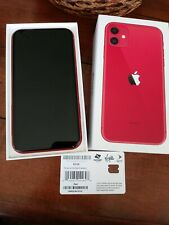 Apple iPhone 11 (PRODUCT)RED - 128GB (Sprint) A2111 (CDMA + GSM)