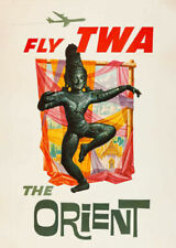 Travel The Fly Art Posters