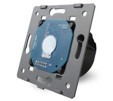 Lichtschalter Innenleben 1 Fach Kontaktschalter Home-Automation VL-C701C