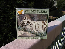 Blue Eyes 500 Piece Jigsaw Puzzle By Lucie Bilodeau New & Factory Sealed!