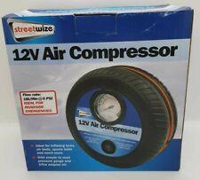 STREETWISE 12V Tire Shaped AIR COMPRESSOR