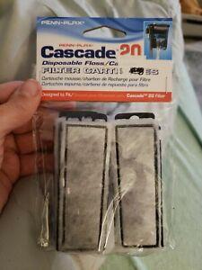 CASCADE 20 MINI FILTER CARTRIDGE 3pk REPLACEMENTS