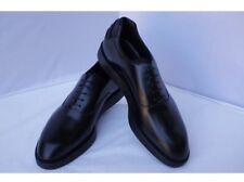 Prada Mens Calzature Uomo Nero Derby Shoes Size EU 43, UK 9, US 10. Rrp £530