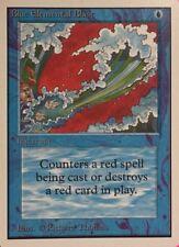 TOP  Blue Elemental Blast / Urknall  - UNLIMITED EDITION -  englisch (excellent)