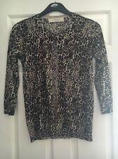 ZARA Button Medium Waist Length Women's Jumpers & Cardigans