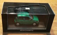 Minichamps - Seat Arosa Saloon Model Car, Metalic Green *NIB* 1:43 Diecast