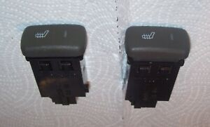 Volvo S40 V40 C/Console Heated Seat Switches (Pair) 1996 - 2000 30864277/8