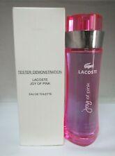 Joy of Pink by Lacoste Eau De Toilette Spray 3.0 Fl Oz/90 ml For Women TT
