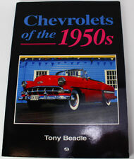 Chevrolets of the 1950's Apr 1997 by Tony Beadle - Photos of Muscle Cars