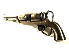 1979 Silver Tone Pistol Gun Belt Buckle by BERGAMONT Made In USA 11315