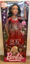 """Barbie 2017 Holiday Edition Best Fashion Friend 28"""" Barbie Doll"""