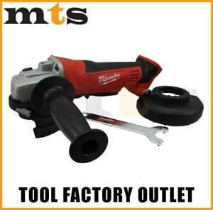 "MILWAUKEE 18V M18 Cordless Angle Grinder 2680-20  4 1/2"" (115mm)"