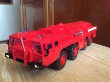 MAZ-7310 Fire   Soviet Truck  1:43 USSR model 1/43 ELECON