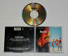Republic by New Order (UK) (CD, Apr-1993, London)