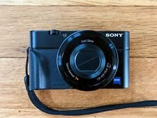 Sony Cyber-shot RX100 20.2 MP Digital SLR Camera (Excellent condition!)