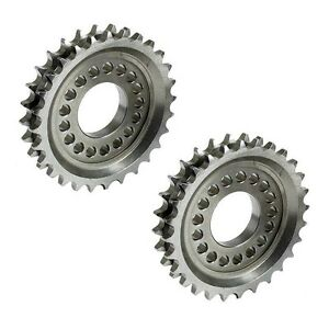 For Porsche 911 914 Pair Set of Left & Right Camshafts Drive Gear OE Supplier