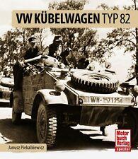 VW Kübelwagen Typ 82 Schwimmwagen Typen Modelle Einsatz Geschichte Buch Book