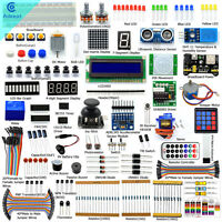 Adeept New Ultimate Starter learning Kit for Arduino MEGA 2560 DC Motor servo
